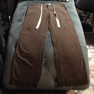 Roxy Brown Jeans Bootcut Size 3
